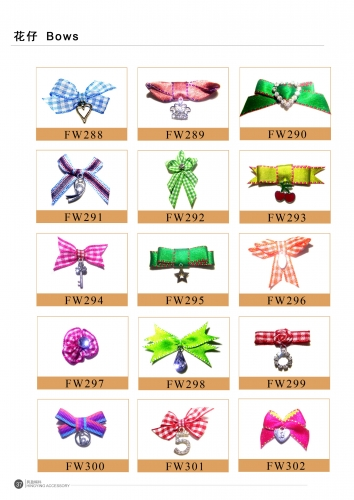 Bra satin ribbon bows 11