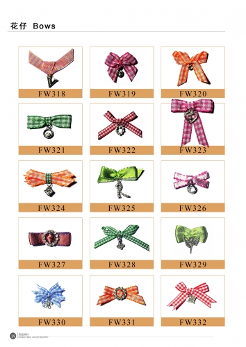 Bra satin ribbon bows 13